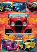 Cobble Hill Jigsaw Puzzles - Hot Rods