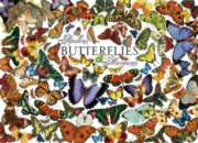Cobble Hill Jigsaw Puzzles - Butterflies