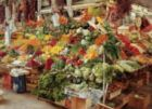 Barcelona Market - 1000pc Jigsaw Puzzle By Cobble Hill