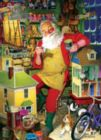 Santa's Workshop - 1000pc Jigsaw Puzzle By Cobble Hill