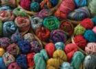 Balls of Yarn - 500pc Jigsaw Puzzle By Cobble Hill