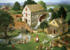 Four Star Mill - 500pc Jigsaw Puzzle By Cobble Hill