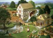 Cobble Hill Jigsaw Puzzles - Four Star Mill