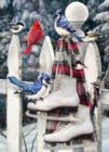 Birds with Skates - 500pc Jigsaw Puzzle By Cobble Hill