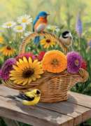 Cobble Hill Jigsaw Puzzles - Summer Bouquet