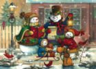 Song for the Season - 400pc Family Style Jigsaw Puzzle By Cobble Hill