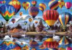 3D Extreme: Colorful Journeys - 500pc Lenticular Jigsaw Puzzle by Masterpieces