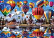 3D Puzzles - 3D Extreme: Colorful Journeys
