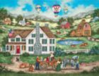 Packing a Picnic - 500pc Jigsaw Puzzle by Masterpieces