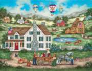 Jigsaw Puzzles - Packing a Picnic