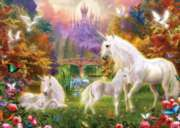 Jigsaw Puzzles - Glitter: Enchanted Kingdom