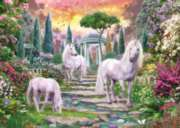 Jigsaw Puzzles - Glitter: Magic Garden