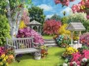 Jigsaw Puzzles - Beautiful Blossoms