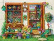 Jigsaw Puzzles - Fancy Flower Shoppe