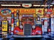 Jigsaw Puzzles - Wheels: At Your Service