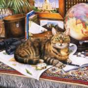 Jigsaw Puzzles - Catology: Gulliver