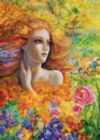 Josephine Wall: Summer Breeze - 1000pc Jigsaw Puzzle in Tin by Masterpieces