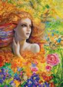 Jigsaw Puzzles - Josephine Wall: Summer Breeze