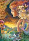 Josephine Wall: Random - 1000pc Jigsaw Puzzle in Tin by Masterpieces