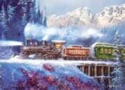 Jigsaw Puzzles - Railways: Rio Grande Southern