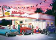 Jigsaw Puzzles - Cruisin': Wally's Service Station