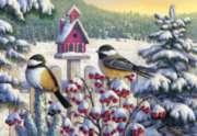 Jigsaw Puzzles - Berry Snowy