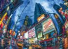 Times Square - 1000pc Suitcase Jigsaw Puzzle by Masterpieces