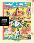 Sur la Plage - 500pc Jigsaw Puzzle by New York Puzzle Co.