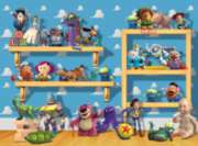 Disney Jigsaw Puzzles - Disney-Pixar�: On the Toy Shelf