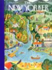 Summer Vacation - 500pc Jigsaw Puzzle by New York Puzzle Co.