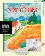 Jigsaw Puzzles - Postcard Impressionism