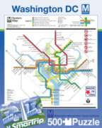 Jigsaw Puzzles - Washington Metro