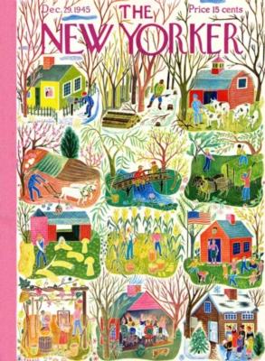 Jigsaw Puzzles - Farm Calendar
