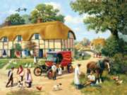 Jigsaw Puzzles - The Village Baker