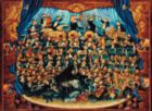 Fortissimo - 1000pc Jigsaw Puzzle by Perre