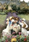 Tea Time at Garden - 260pc Jigsaw Puzzle by Anatolian