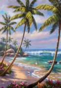 Perre Jigsaw Puzzles - Private Island Treasure