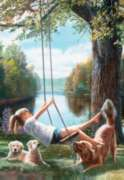 Perre Jigsaw Puzzles - Living Free