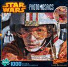Star Wars: Luke Skywalker - 1000pc Photomosaic Jigsaw Puzzle By Buffalo Games
