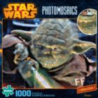Star Wars: Yoda - 1000pc Photomosaic Jigsaw Puzzle By Buffalo Games