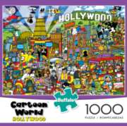 Jigsaw Puzzles - Cartoon World: Hollywood