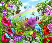 Jigsaw Puzzles - Bluebird Lookout
