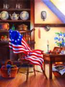 Jigsaw Puzzles - Betsy's Flag