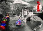 San Antonio: River Walk - 1000pc Jigsaw Puzzle by Eurographics