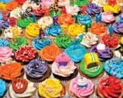 Birthday Cupcakes Puzzle