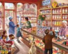 The Old Candy Store - 1000pc Jigsaw Puzzle By White Mountain