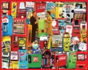 Vending Machines Jigsaw Puzzle