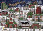 Americana Christmas - 1000pc Jigsaw Puzzle by Ravensburger