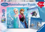 Ravensburger Frozen Winter Adventures Puzzles