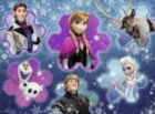 Frozen: Cool Collage - 300pc Jigsaw Puzzle by Ravensburger